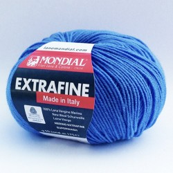 Lanas Mondial Extrafine colores