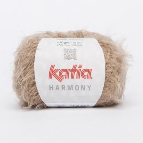 Lanas Katia Harmony marron claro 63