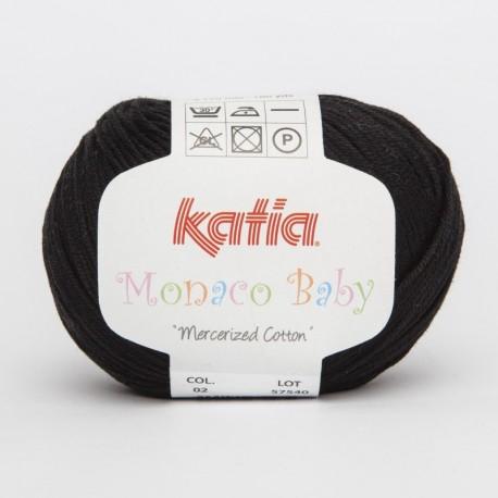 Lana Katia Monaco Baby negro 2