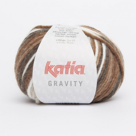 Katia Gravity Marrón-Beige 61