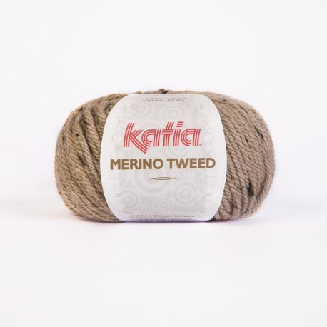 Katia Merino Tweed Beige 301