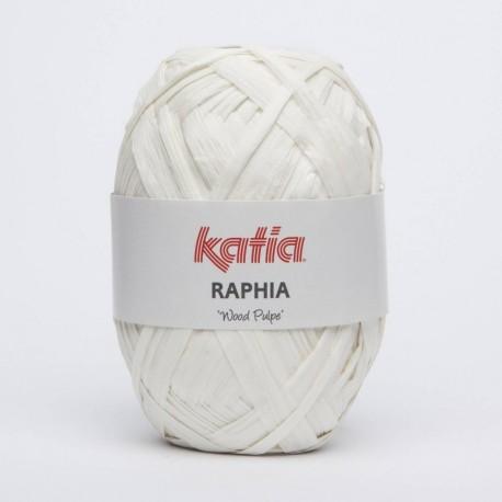 Katia Raphia Wood Pulpe Crudo 81