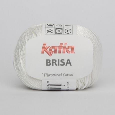 Lanas Katia Brisa Blanco 1