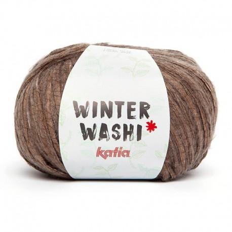 Katia Winter Washi Marrón corzo 203
