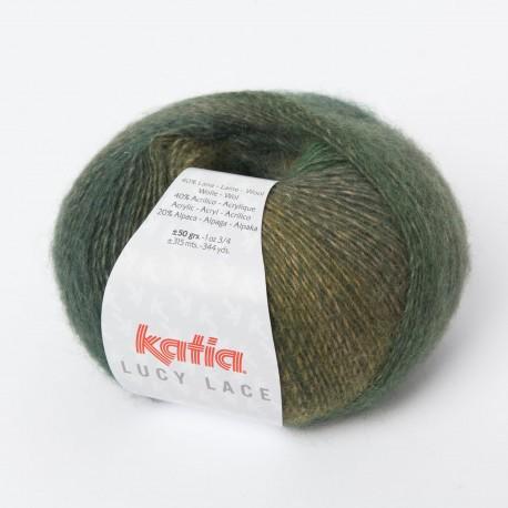 Katia Lucy Lace Verde 200