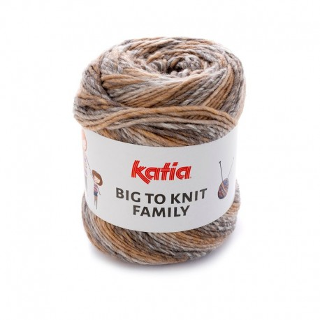 Katia Big To Knit Family 601