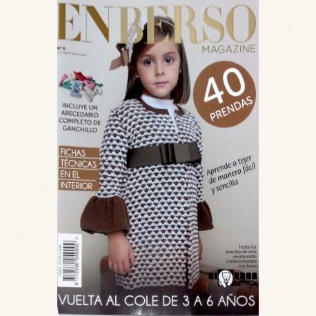 Revista Emberso de 3 a 6 años Nº 6