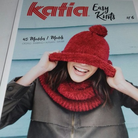 Revista Katia Easy Knits