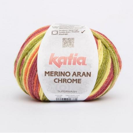 Katia Merino Aran Chrome 259