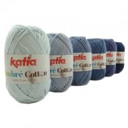 Katia Ombré Cotton 1