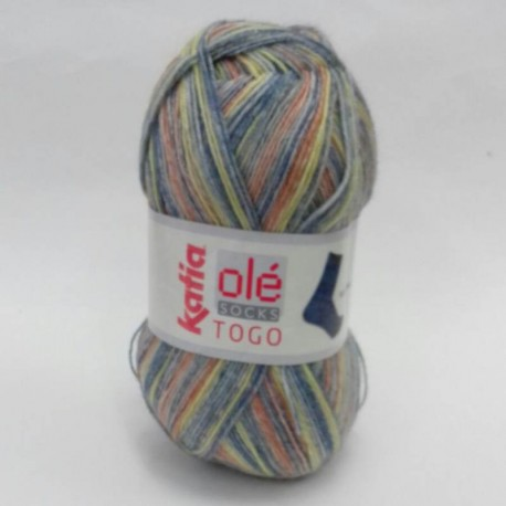 Katia Togo Socks 201
