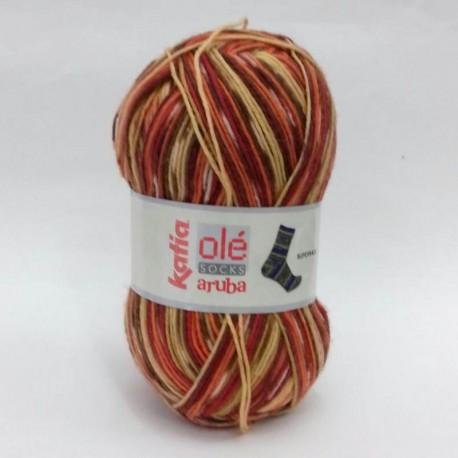 Katia Aruba Socks 51