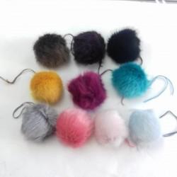 Pompones de colores