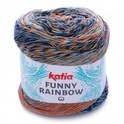 Katia Funny Rainbow 102