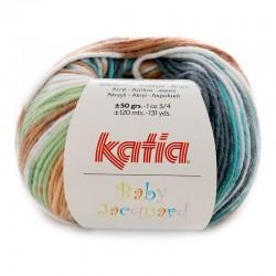 Katia Baby Jacquard 84