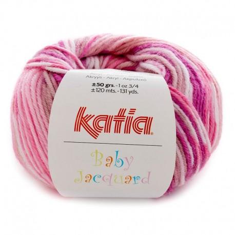 Katia Baby Jacquard 81