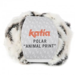 Katia Polar Animal Print 207