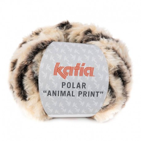 Katia Polar Animal Print 200