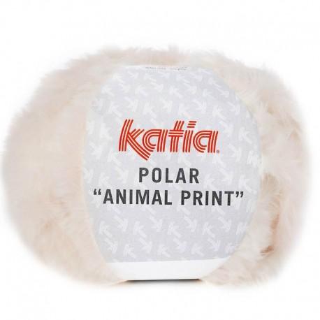 Katia Polar Animal Print 201