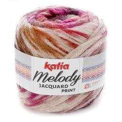 Katia Melody Jaquard Print