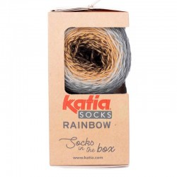 Katia Rainbow Sock