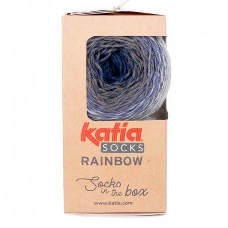 Katia Rainbow Sock 51