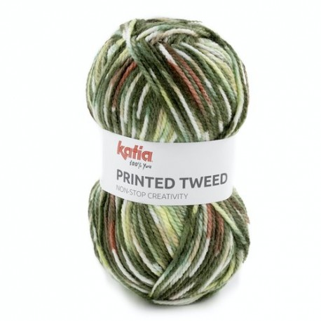 Katia Printed Tweed 82