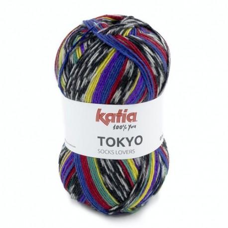 Katia Tokyo Socks 85