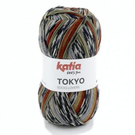 Katia Tokyo Socks 80