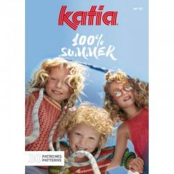 Revista Katia Niños Verano Nº 97