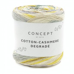 Katia Cotton Cashmere Degradé 103