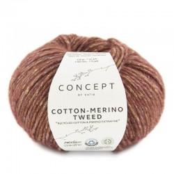 Katia Cotton-Merino Tweed 500