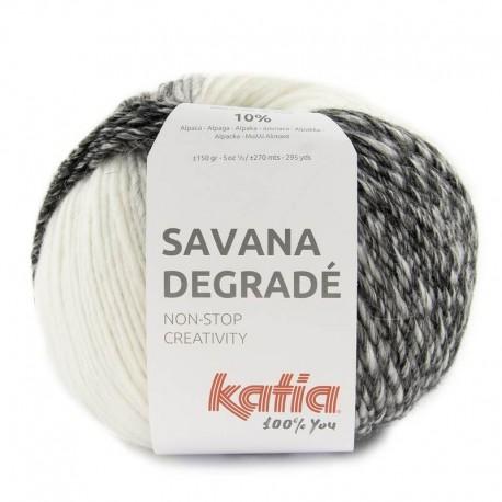 Katia Savana Degradé 100