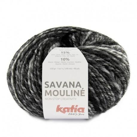Katia Savana Mouliné 200