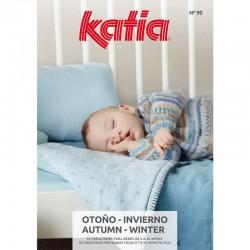 Revista Katia Bebé Nº 90