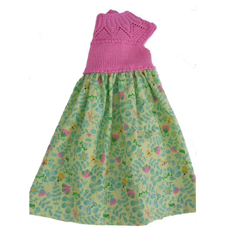 Vestido Katia Popelín y Mónaco Baby width=